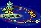 Bolino's Cyclemission: Online-Umweltspiel