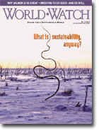 World Watch Magazin Sep./ Oct. 2003
