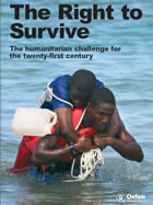 Oxfam-Studie: Right to Survive